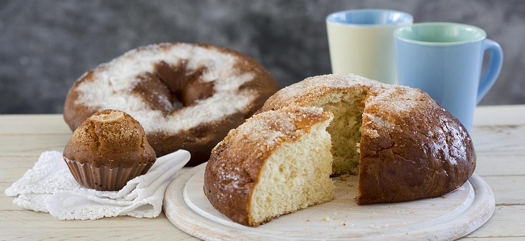 Dulces Panadería Ruso Artesano