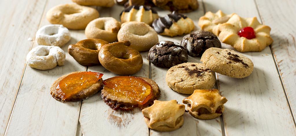 Pastas Panadería Ruso Artesano