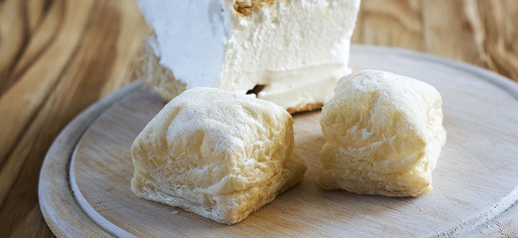 Pasteles Panadería Ruso Artesano